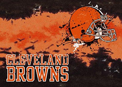 Cleveland Browns Milliken NFL Team Fade Area Rug (3'10
