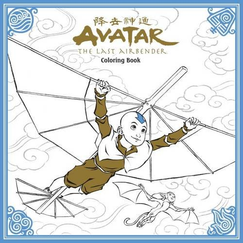 How To Download Avatar The Last Airbender Coloring Book