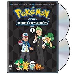 Pokemon: Black & White Rival Destinies Set 1