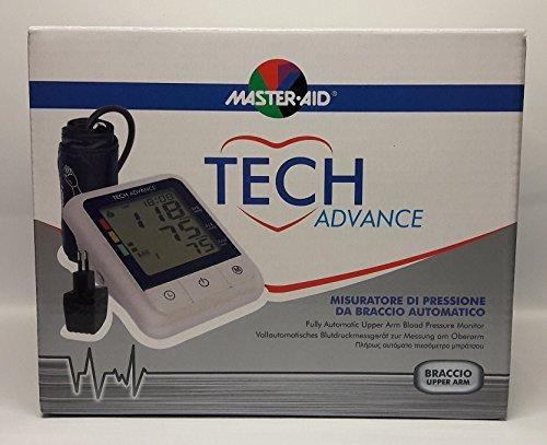 Misuratore di pressione Tech Advance