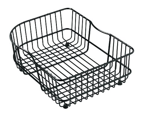 Exceptional Amazon.com: KOHLER K 6521 7 Wire Rinse Basket, Black Black: Home ...  Custom Designed To Fit Snugly Into Executive Chef And Efficiency Kitchen  Sinks, ...