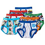 Blaze and the Monster Machines 7-pk. Briefs - Toddler Boy 4T (Color: Assorted, Tamaño: 4T)
