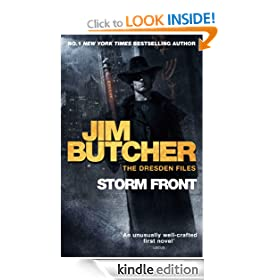 Storm Front (The Dresden Files Book One)