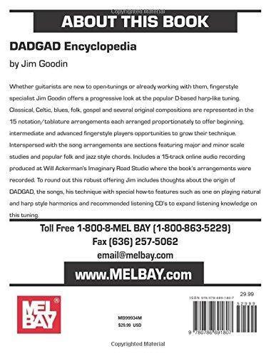DADGAD Encyclopedia