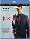 Justified: Season One [Blu-ray] [Import]