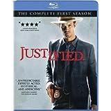Justified: Season 1 [Blu-ray] ~ Timothy Olyphant