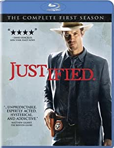 Justified: Season 1 [Blu-ray]