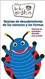 img - for Tarjetas de descubrimiento de los mumeros y las formas/ Numbers and Shapes Discovery Cards (Disney Baby Einstein) (Spanish Edition) book / textbook / text book