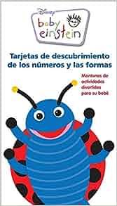 Tarjetas de descubrimiento de los mumeros y las formas/ Numbers and