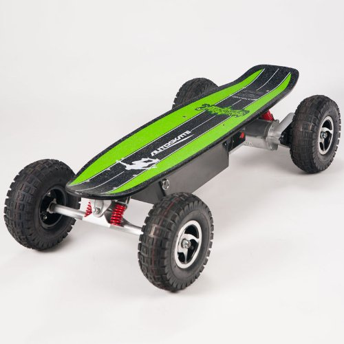 Autoskate 800W Electric Skateboard Battery Powered 22Mph Wireless Bluetooth Remote Control Exclusive Limited Edition New 2014 Model
