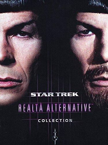 Star Trek - Realta' Alternative Fan Collection (5 Dvd) by patrick stewart