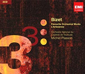Bizet Orchestral Works from EMI
