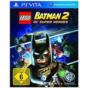 LEGO Batman 2 - DC Super Heroes - [PlayStation Vita]