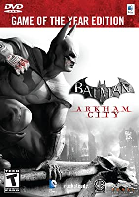 Batman: Arkham City - Game of the Year - Mac