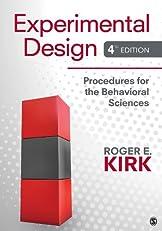 Experimental Design: Procedures for the Behavioral Sciences