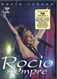 Rocio Jurado Siempre DVD + CD Edicion Import