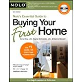 Nolo's Essential Guide to Buying Your First Home ~ Marcia Stewart