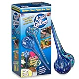 Aqua Globes AG011706 Glass Plant Watering Bulbs, 2-Pack