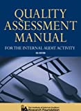 img - for Quality Assessment Manual for the Internal Audit Activity book / textbook / text book
