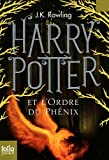 Image of Harry Potter Et L'Ordre Du Phenix (French Edition)