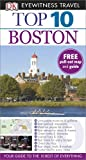 DK Eyewitness Top 10 Travel Guide: Boston Patricia Harris