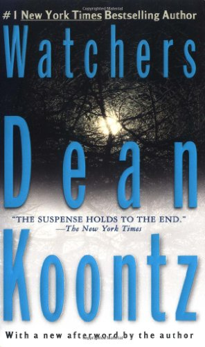 Watchers, by Dean Koontz