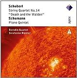 """Schubert : Quatuor n° 14 """"La Jeune Fille et la Mort"""" - Schumann : Quintette pour piano"""