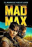 Mad Max: Furia En La Carretera (BD + DVD + Copia Digital) [Blu-ray]