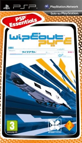 WipeOut Pure - PSP - 1