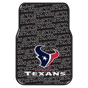 NFL Houston Texans Front Floor Mat by Northwest
