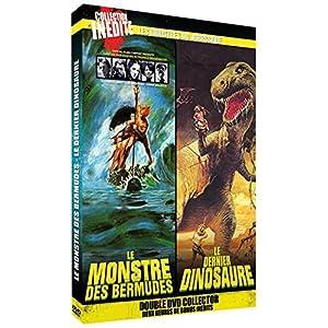 Coffret les monstres du Jurassique : Le Monstre des Bermudes + Le dernier dinosaure [Édition Collec