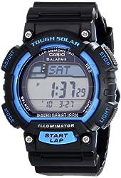"Casio Men's STL-S100H-2AVCF ""Tough Solar"" Stainless Steel Sport Watch"