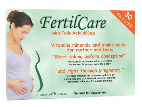 Babystart FertilCare Fertility Vitamins for Women x30 Capules