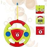 Creation-Karikatur-R-C-Polizeiauto-Fernsteuerung-Spielzeug-fr-Kleinkinder-ENGLISH-Verpackung-Farbe-zufllig