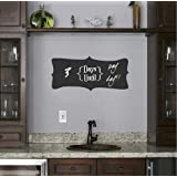 Chalkboard Days Until Countdown (M) Wall Saying Vinyl Lettering Home Decor Decal Stickers Quotes