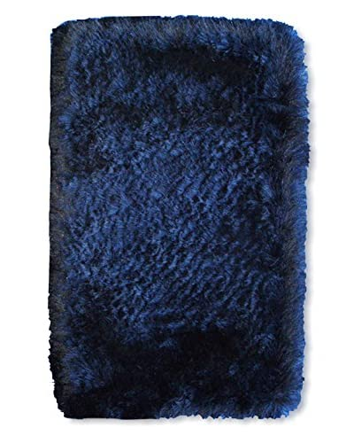 The Rug Market Sensual Rug, Black, 16 x 27