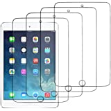 4 Packs EnGive High Definition Crystal Clear Screen Protector for 2013 New Apple iPad Air/5 9.7 Inch Tablet