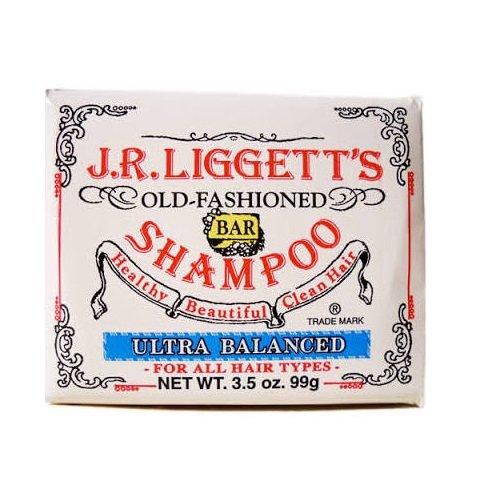 J.R. Liggett Bar Shampoo, Ultra Balanced, 3.5 Ounce front-244977