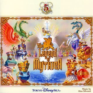 Legend of Mythica is essintally Tokyo DisneySeas daytime parade that stuns thousands of guest every day.