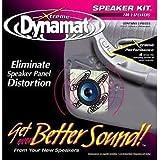 Dynamic Control 10415 Dynamat Xtreme Speaker Kit
