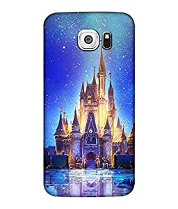Samsung Galaxy S7 Edge Designer / Printed Back Cover -(illustration)
