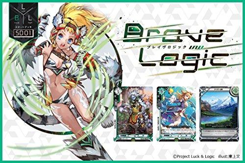 ラクエンロジック スタートデッキ L&L-SD01 Brave Logic