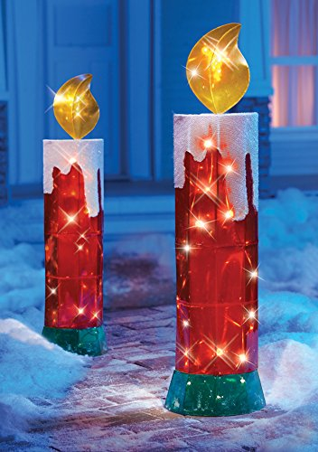 Giant Lighted Christmas Outdoor Decoration