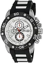 Invicta Men's 'Pro Diver' Quartz Stainless Steel Casual Watch (Model: 21776)