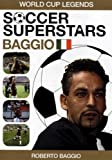 Soccer Superstars: World Cup Heroes - Roberto Baggio [DVD]