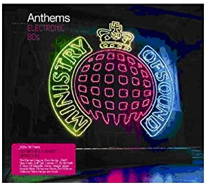Ministry Of Sound Anthems Electronic 80s