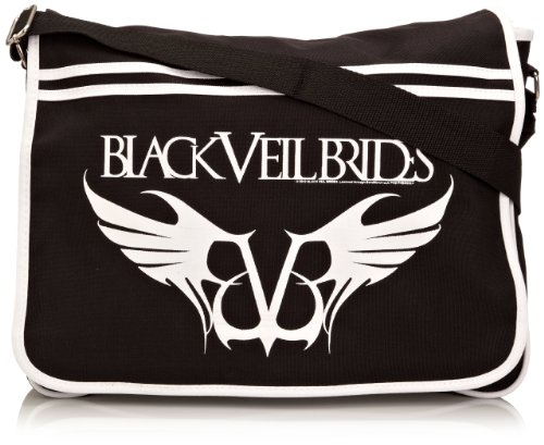 Plastic Head Men's Veil Brides Rebel Logo Bag Travel Accessory