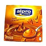 Alpro Soya Caramel Dessert 4 x 125g 500g