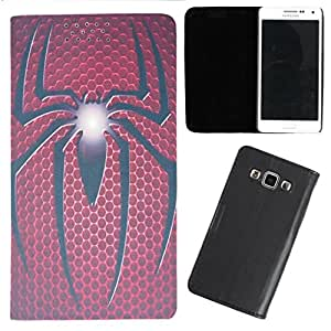 DooDa - For Gionee Elife E3 PU Leather Designer Fashionable Fancy Flip Case Cover Pouch With Smooth Inner Velvet
