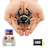 REALACC MJX X909T X-SERIEX 5.8G Mini FPV Quadcopter With HD Camera 3D Flips Remote Control Nano Quadcopter Drone RTF Mode 2